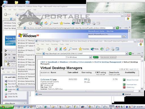 goScreen Corporate