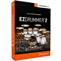 EZDrummer 2 cover