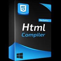 DecSoft HTML Compiler 2021 Cover