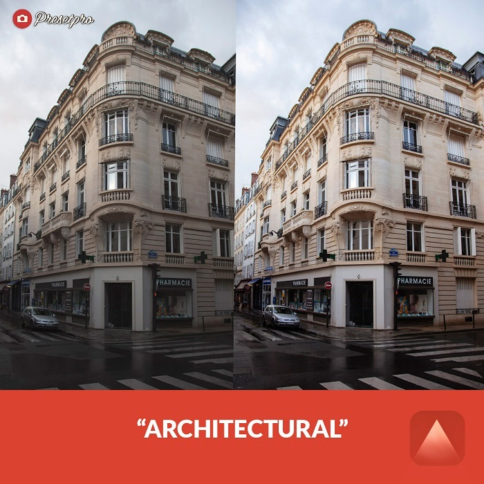 Free Luminar Ai Template Architectural Preset