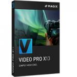 MAGIX Video Pro X13 Cover