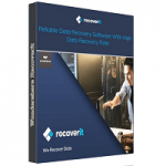 Wondershare Recoverit 10 Cover