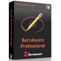 BurnAware Professional Cover
